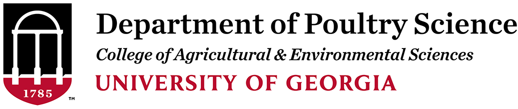 Department of Poultry Science | CAES | UGA
