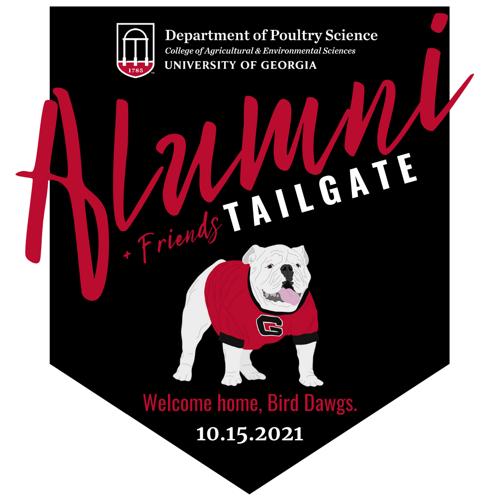 Alumni + Friends Tailgate 10.15.2021 | Department of Poultry Science | CAES | UGA