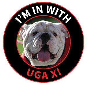 I'm in with Uga X